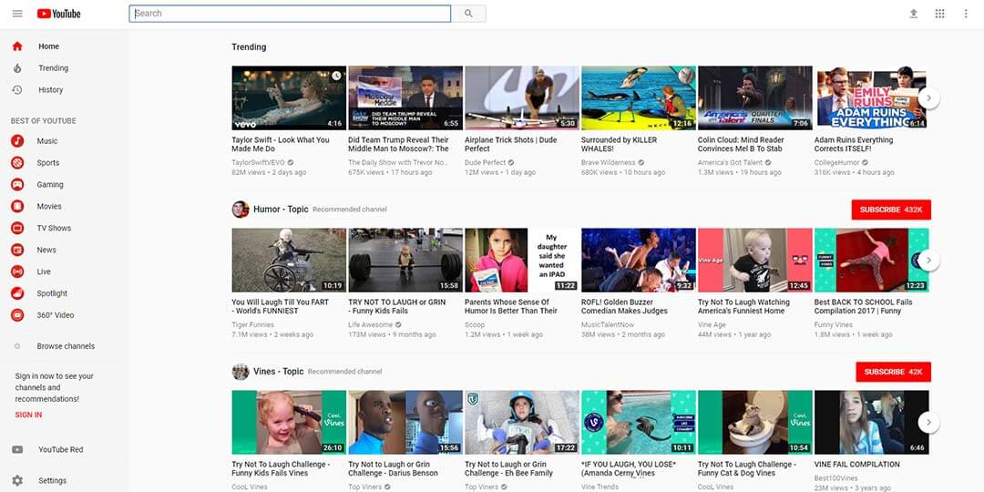 youtube & premium