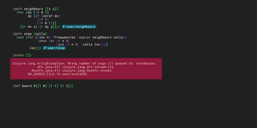 light table ide for css