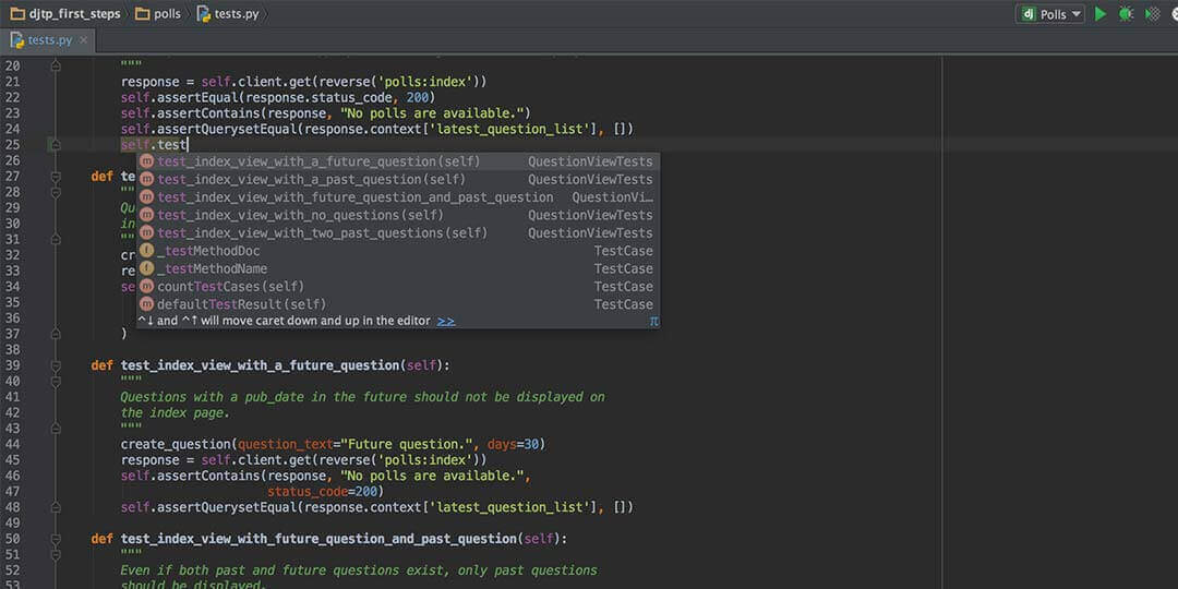 pycharm best ide for html