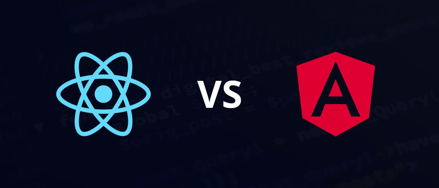 ReactJS vs Angular Comparison