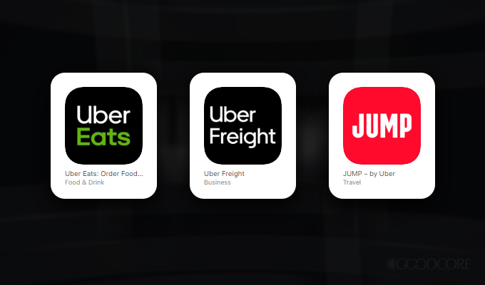 uber business model other services
