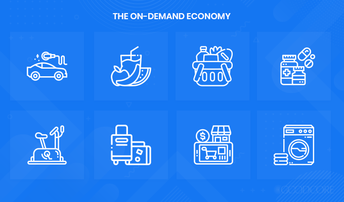 the on demand economy