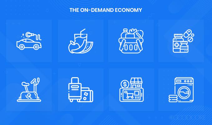 the on demand economy