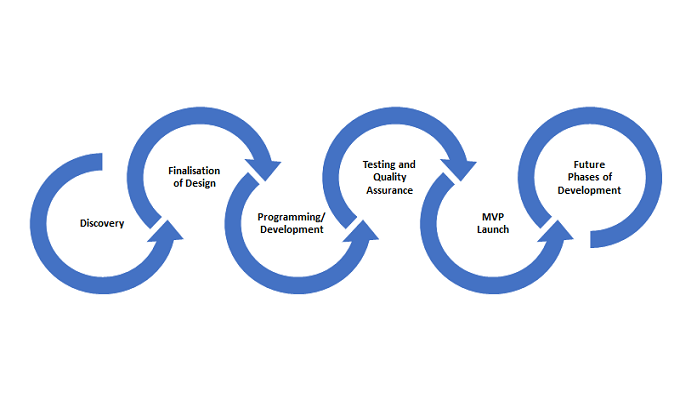 the process of minimum viable product development