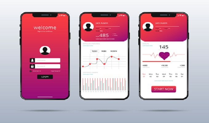 basic features of a fitness app