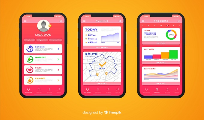how to build fitness app categories of fitness app