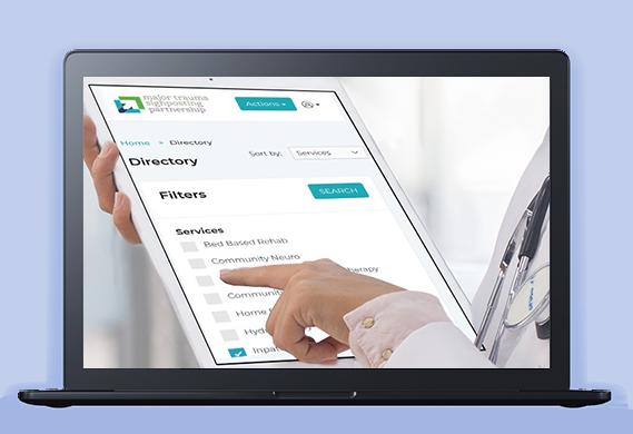 NHS-Hospitals Portal